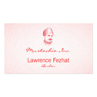 Fezes are Cool Double-Sided Standard Business Cards (Pack Of 100)