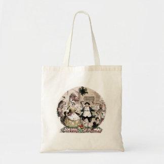 Fezziwig-Dickens and Christmas Bag