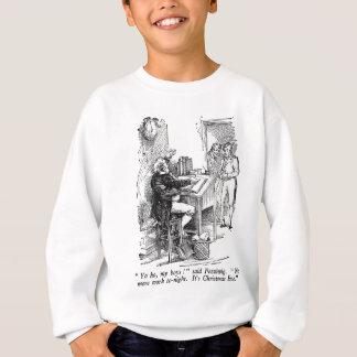 Fezziwig (with text) sweatshirt