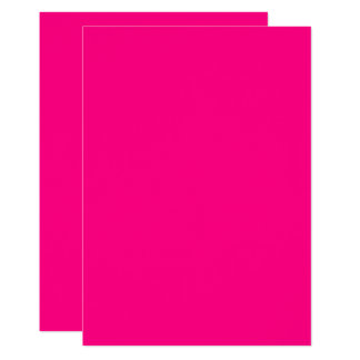 #FF0080   Hex Code Web Color  Hot Pink Business Card