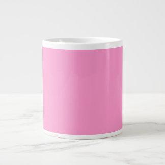 FF99CC Pink Extra Large Mug