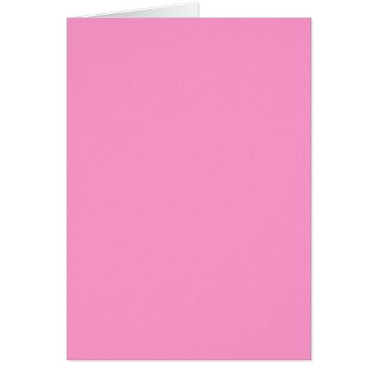 FF99CC Solid Medium Pink Color Template