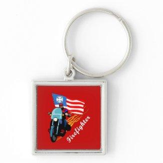 FF Bikers keychain