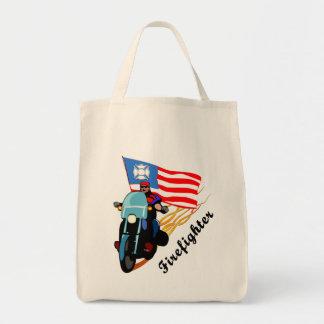 FF Bikers Tote Bag