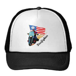 FF Bikers Trucker Hat