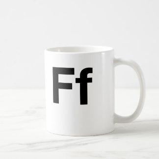 FF Helvética Taza Clásica
