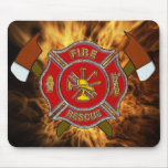 FF Inferno Mouse Pad
