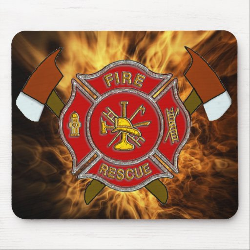 FF Inferno Mouse Mat
