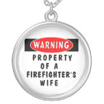 FF Wife Warning Necklaces