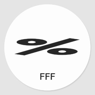 FFF percent,