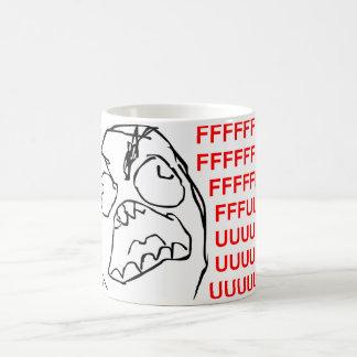 FFFUUUUU COFFEE MUG