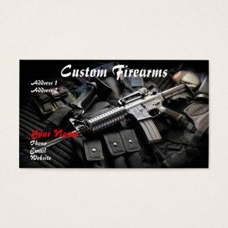 FFL dealer business card