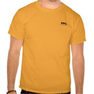 FFL, liga de fútbol de la fantasía Camiseta