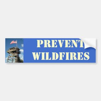 FFLA, PREVENT-WILDFIRES BUMPER STICKERS