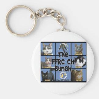 FFRC CH Bunch Keychain