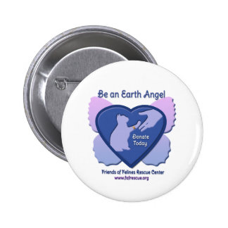 FFRC Earth Angels 2012 2 Inch Round Button