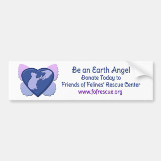 FFRC Earth Angels 2012 Bumper Sticker