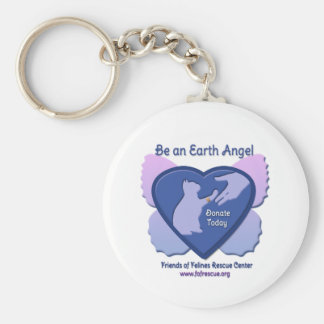FFRC Earth Angels 2012 Keychain
