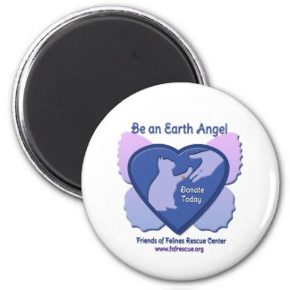 FFRC Earth Angels 2012 Magnet