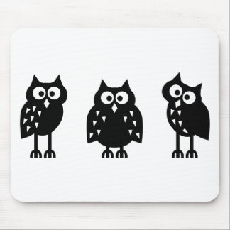 FFriendsSilAall5 Mouse Pad