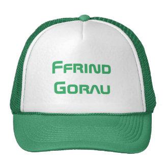 Ffrind Gorau, Best Friend in Welsh Trucker Hat