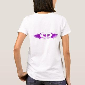 FG F2F Logo Purple T-Shirt