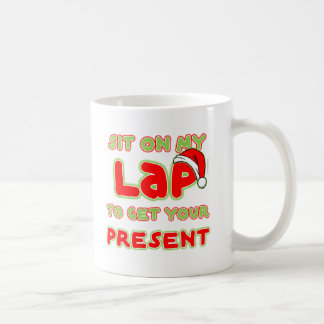 FGD - Sit on my lap to get your present Coffee Mug