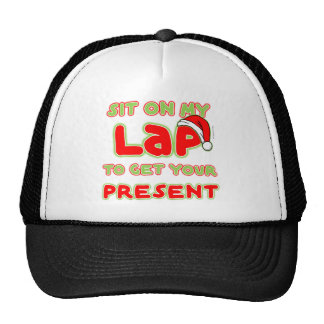 FGD - Sit on my lap to get your present Trucker Hat