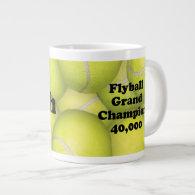 FGDCh 40K, Flyball Master Champion 40K Jumbo Mug