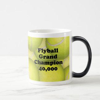 FGDCh 40K, Flyball Master Champion 40K Morphing Mu Mugs