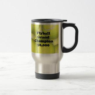 FGDCh 50K, Flyball Master Champ 50K Travel Mug