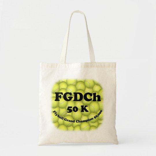 FGDCh 50K, Flyball Master Champion 50K Budget Tote