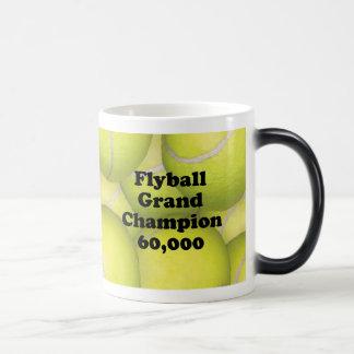 FGDCh 60K, Flyball Master Champion 60K Morphing Mu Coffee Mugs