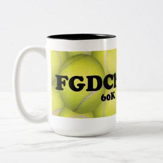 FGDCh 60K Flyball Master Champion 60K Two-tone Mug