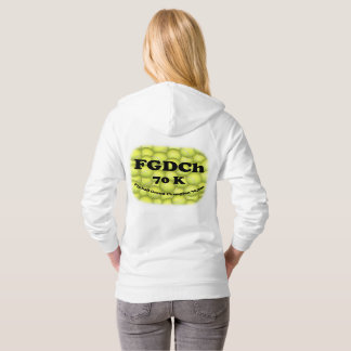 FGDCh 70 K, Flyball Grand Champ, 70,000 Points Hoodie