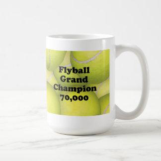 FGDCh 70K, Flyball Master Champ 70K Classic Wt Mug