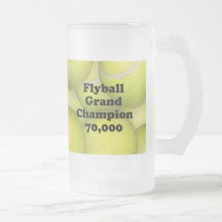 FGDCh 70K Flyball Master Champ 70K Frosted BeerMug Beer Mugs