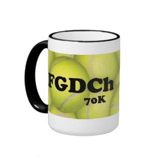 FGDCh 70K, Flyball Master Champion 70K Ringer Mug