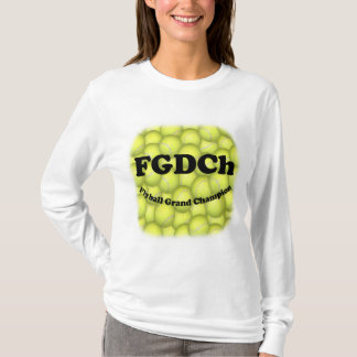 FGDCh, Flyball Grand Champ, 30,000 Points T-Shirt