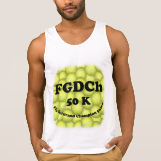 FGDCh, Flyball Grand Champ, 50,000 Points Tank Top