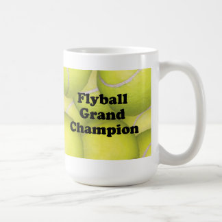 FGDCh, Flyball Grand Champion Classic White Mug