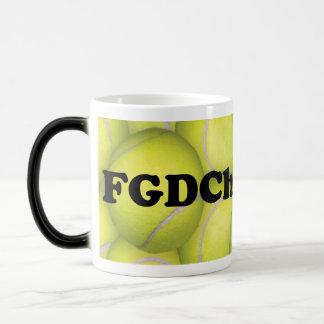FGDCh, Flyball Grand Champion Morphing Mug