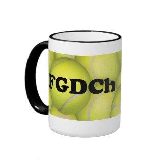 FGDCh, Flyball Grand Champion Ringer Mug