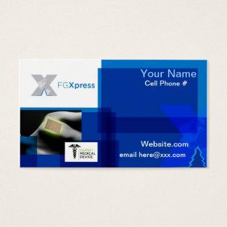 FGXpress Business Card