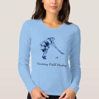 fh, Ossining Field Hockey T-shirt