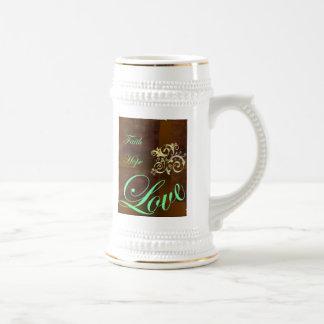 FHL Mint Chocalate Beer Stein