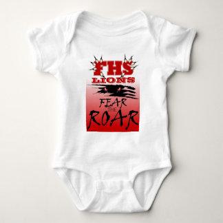 FHS Lions Fear the Roar Baby Bodysuit