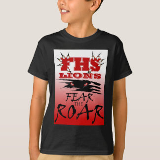 FHS Lions Fear the Roar T-Shirt