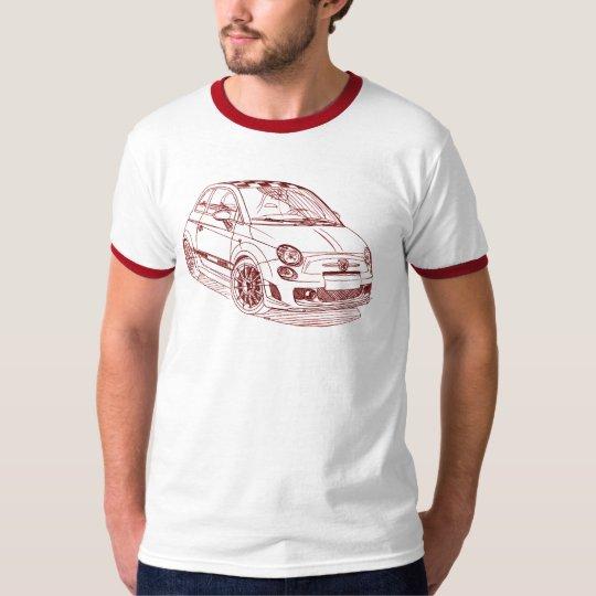 Fi500Abarth 2009 T-Shirt