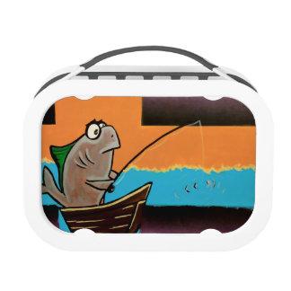 Fiambrera pesquera ida